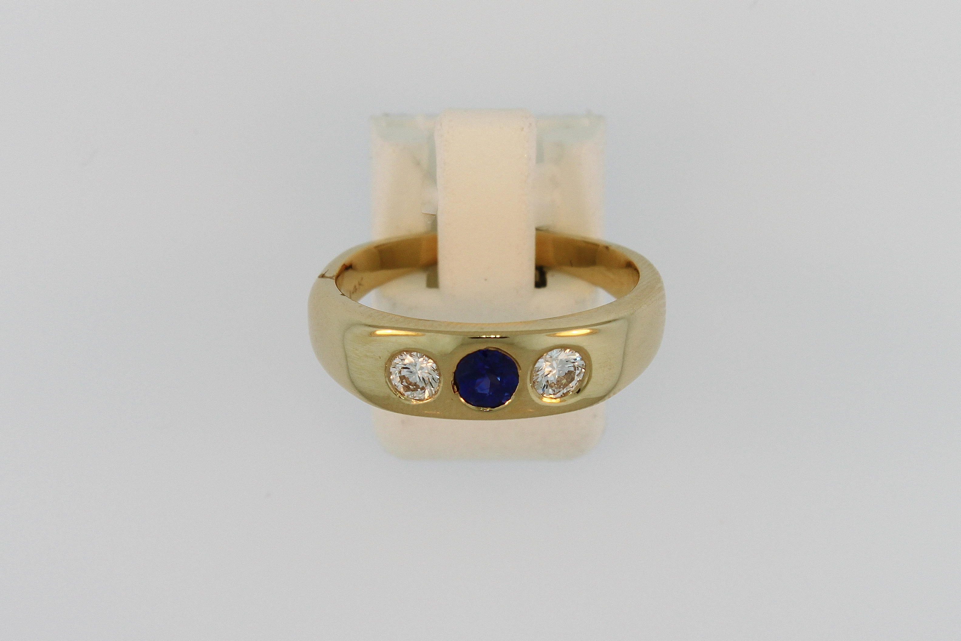 ring man mens from gold etsy com details now onlybracelet sapphire buy ori