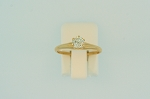 Solitaire Diamond Ring 17270