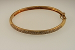 Diamond Bangle Bracelet 18433