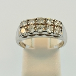 Diamond Wedding Band 18623