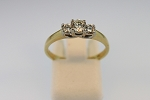 Diamond Engagement Ring 19078