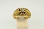 Mens Diamond Ring 19100