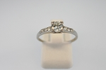 Diamond Engagement Style Ring 19168