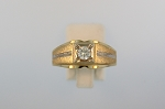 Mens Diamond Ring 19176