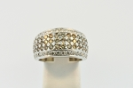 Pave Style Diamond Band 19392