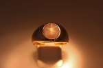 Mens Star Sapphire Ring 19419