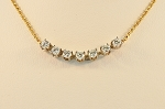 Diamond Necklace 19732