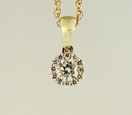 Diamond Pendant 19800