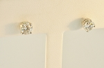 Diamond Stud Earrings 20019