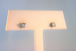 Diamond Stud Earrings 20286