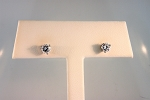 Diamond Stud Earrings 20288