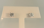 Diamond Stud Earrings 20321