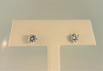 Diamond Stud Earrings 20326