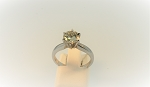 Diamond Engagement Ring 20333