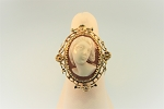 Cameo Ring 20356