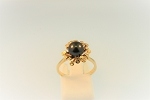 Black Pearl Ring 3031