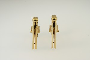 Clothes Pin Cuff Links 18534