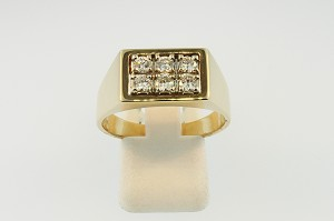 Mens Diamond Ring 19500