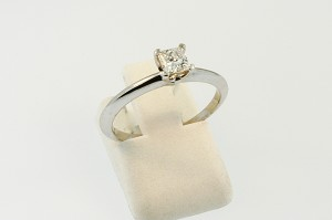 Diamond Engagement Ring 19515