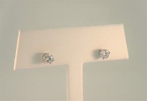 Diamond Stud Earrings 20261